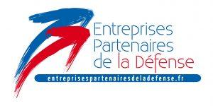 logo Entreprises partenaires de la Défense haute définition